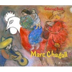 Marc Chagall (Coloring Book)
