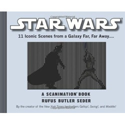 Star Wars A Scanimation Picture Book