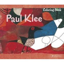 Paul Klee (Coloring Book Series)