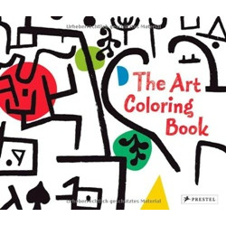 The Art Coloring Book (Colouring)