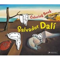 Salvador Dali (Coloring Book)