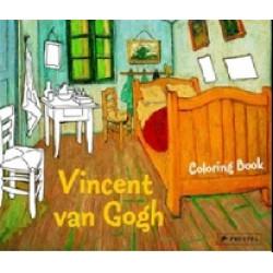 Vincent Van Gogh (Coloring Book Series)
