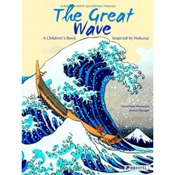 The Great Wave Inspired by Hokusai