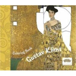 Gustav Klimt (Coloring Book)