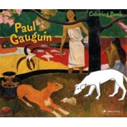 Paul Gauguin (Coloring Book)