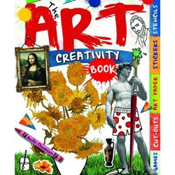 Art Creativity Book (Уценка)