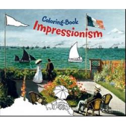Impressionism (Coloring Book Series)