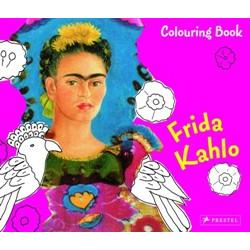 Frida Kahlo (Coloring Book Series)