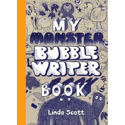 My Monster Bubble Writer Book (Уценка)