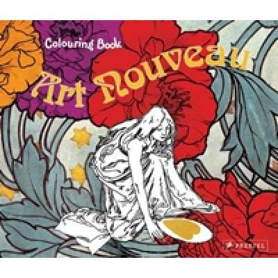 Art Nouveau (Coloring Book Series)