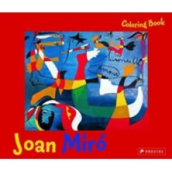 Joan Miro (Coloring Book)