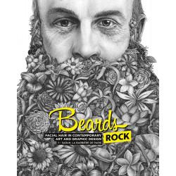 Beards Rock: Facial Hair in Contemporary Art and Graphic Design