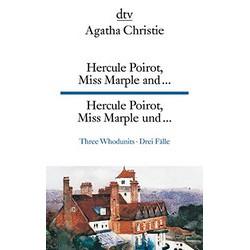 Hercule Poirot, Miss Marple und …