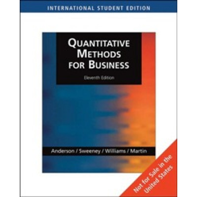 Quantitative Methods for Business + CD