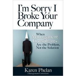 I'm Sorry I Broke Your Company (Уценка)