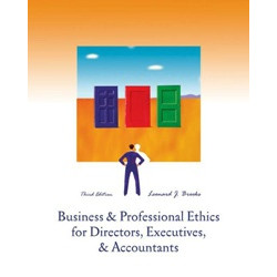 Business and Professional Ethics for Directors, Executives and Accountants 3e