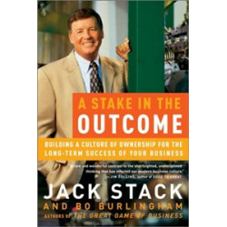A Stake in the Outcome. Building a Culture of Ownership for the Long-Term Success of Your Business