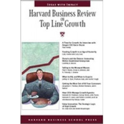 Harvard Business Review on Top Line Growth (Уценка)
