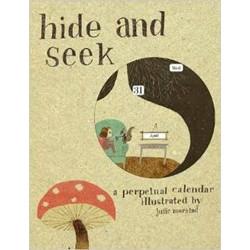 Hide and Seek Calendar