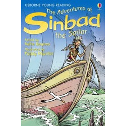 Adventures of Sinbad Sailor (Young Reading Level 1)