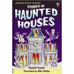 Stories Of Haunted Houses (First Reading Level 1)