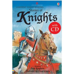 Stories of Knights + CD (Young Reading Level 1)