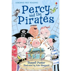Percy And The Pirates (First Reading Level 4)
