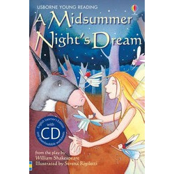 Midsummer Night's Dream (Young Reading, Level 2) + CD