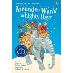 Around the World in Eighty Days + CD (Young Reading Series 2)