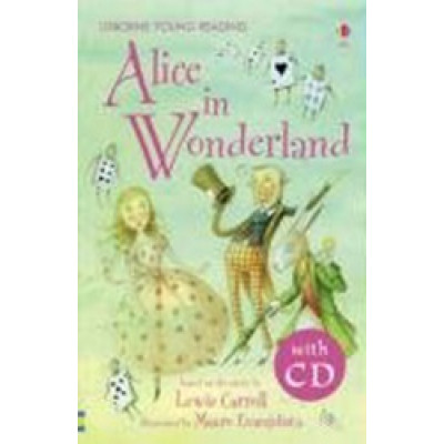 Alice In Wonderland (Young Reading Series 2) with CD