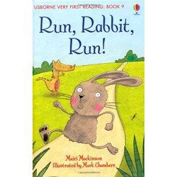 Run, Rabbit, Run! Book 9 (Very First Reading)