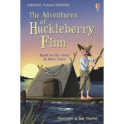 Adventures of Huckleberry Finn (Young Reading, Level 3)