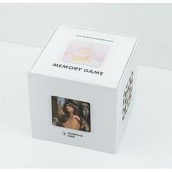 36 шедевров Эрмитажа. Мемори; 72 карточки (Уценка)