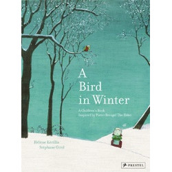 A Bird in Winter: A Children's Book Inspired by Pieter Breugel (Уценка)
