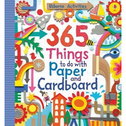 365 Things To Do With Paper And Carboard