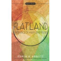 Flatland: A Romance of Many Dimensions (Уценка)