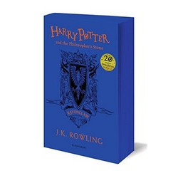 Harry Potter and the Philosopher's Stone - Ravenclaw Ed. PB (Уценка)