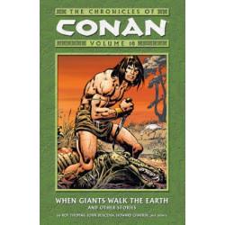 Chronicles of Conan Vol. 10