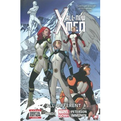 All-New X-Men Volume 4: All-Different