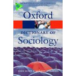 Dictionary of Sociology 4/e