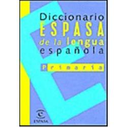 Diccionario Espasa de la lengua espanola Primaria 22 000 palabras