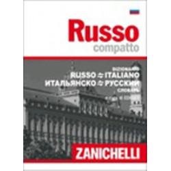 Dizionario compatto Russo Italiano Italiano Russo