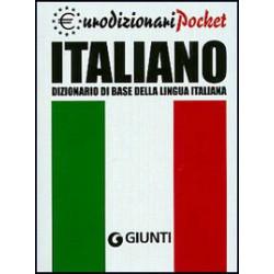 Dizionario di base della lingua Italiano pocket