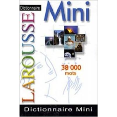 Larousse Dictionnaire Mini, 38 000 mots