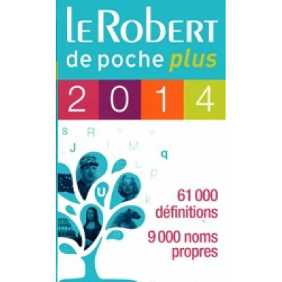 Le Robert de Poche plus 2014