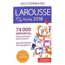 Dictionnaire Larousse de poche 2018