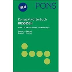Kompactwortrbuch Russisch 130 000 Stichworter und Wendungen Russisch - Deutsch, Deutsch - Russisch