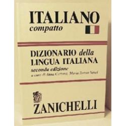 Italiano Compatto Dizionario della lingua italiana. 936 pagine, 2 ed