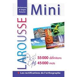 Mini Dictionnaire de Francais