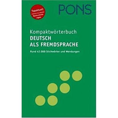 Kompaktworterbuch Deutsch als fremdsprache 42 000 Stichworter